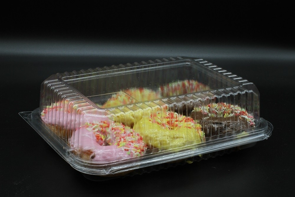 70mm Clamshell Clamshells Bakery Packing Food
