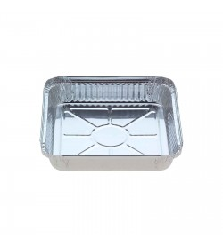 Foil Take-away Container 1500ml Large Square