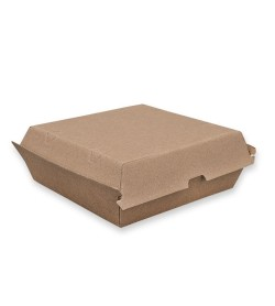 Brown Kraft Board Dinner Box