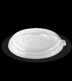 BIOPAK 800-1,100 / 24-40OZ RPET BOWL LID