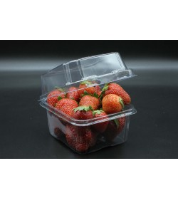250gm DEEP STRAWBERRY PUNNET