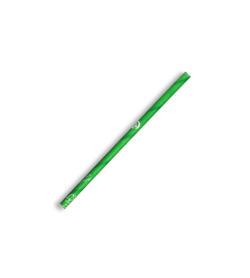 BIOPAK COCKTAIL GREEN STRAW