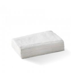 BIOPAK E-FOLD TALL 1-PLY WHITE DISPENSER BIONAPKIN