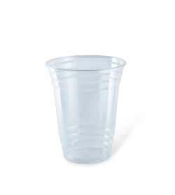 DETPAK 16oz CLEAR RECYCLABLE CUP
