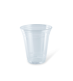 DETPAK 12oz CLEAR RECYCLABLE CUP