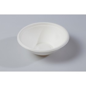32oz / 900ml Organic Pulp Round Bowl